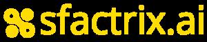 sfactrix.ai logo in yellow